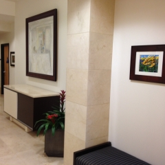 Fresno Surgery Hospital Waiting Room